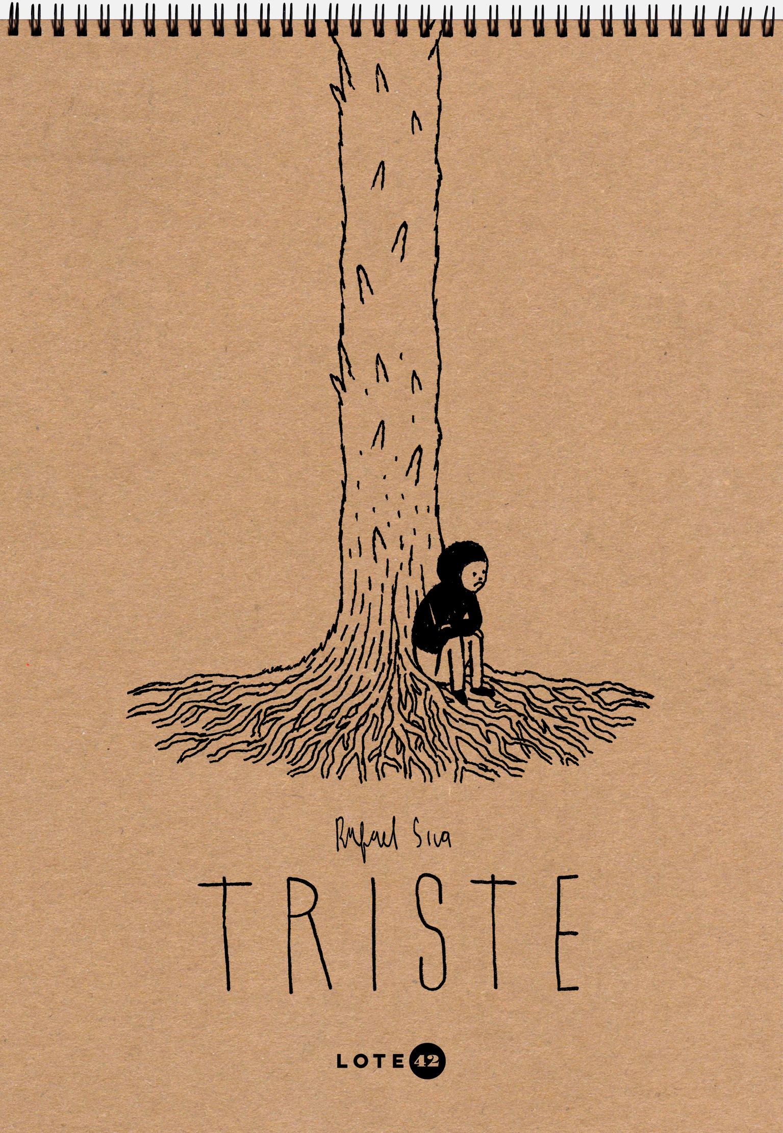 Triste, livro de Rafael Sica