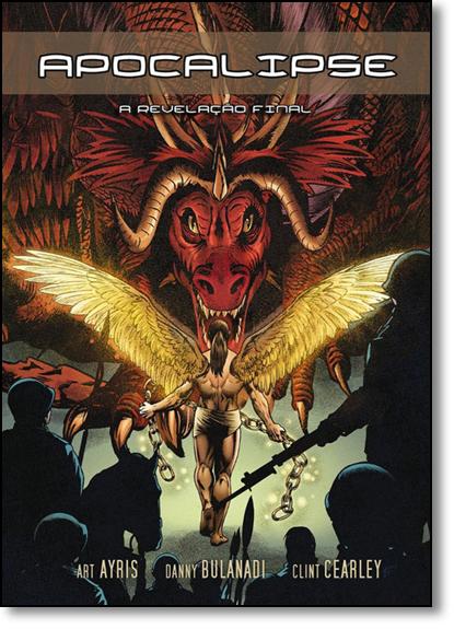 Apocalipse: A Revelação Final - História em Quadrinhos, livro de Fabrizio Guerra