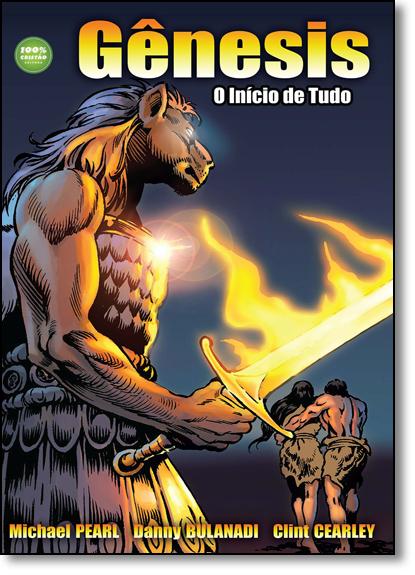 Gênesis: O Início de Tudo - História em Quadrinhos, livro de Michael Pearl