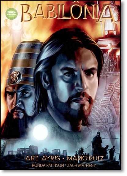 Babilônia - História em Quadrinhos, livro de Art A Ayris