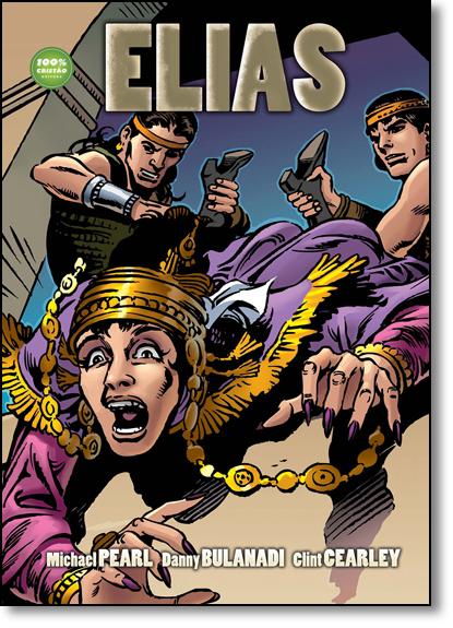 Elias - História em Quadrinhos, livro de Michael Pearl