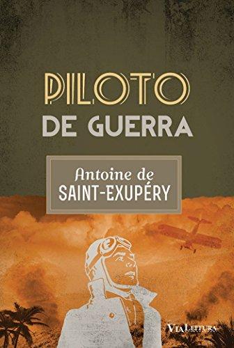 Piloto de Guerra, livro de Antoine de Saint- Exupéry