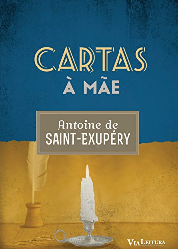 Cartas à Mãe, livro de Antoine de Saint-Exupéry