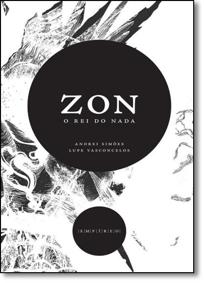 Zon: O Rei do Nada, livro de Andrei Simões