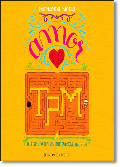 Amor na Tpm, livro de Fernanda Mello