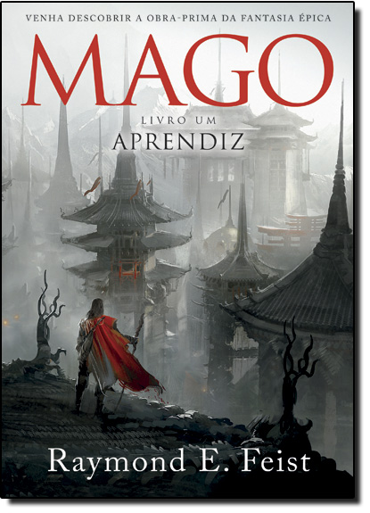 Aprendiz - Vol.1 - Série Mago, livro de Raymond E. Feist