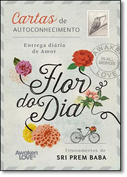Flor do Dia, livro de Sri Prem Baba