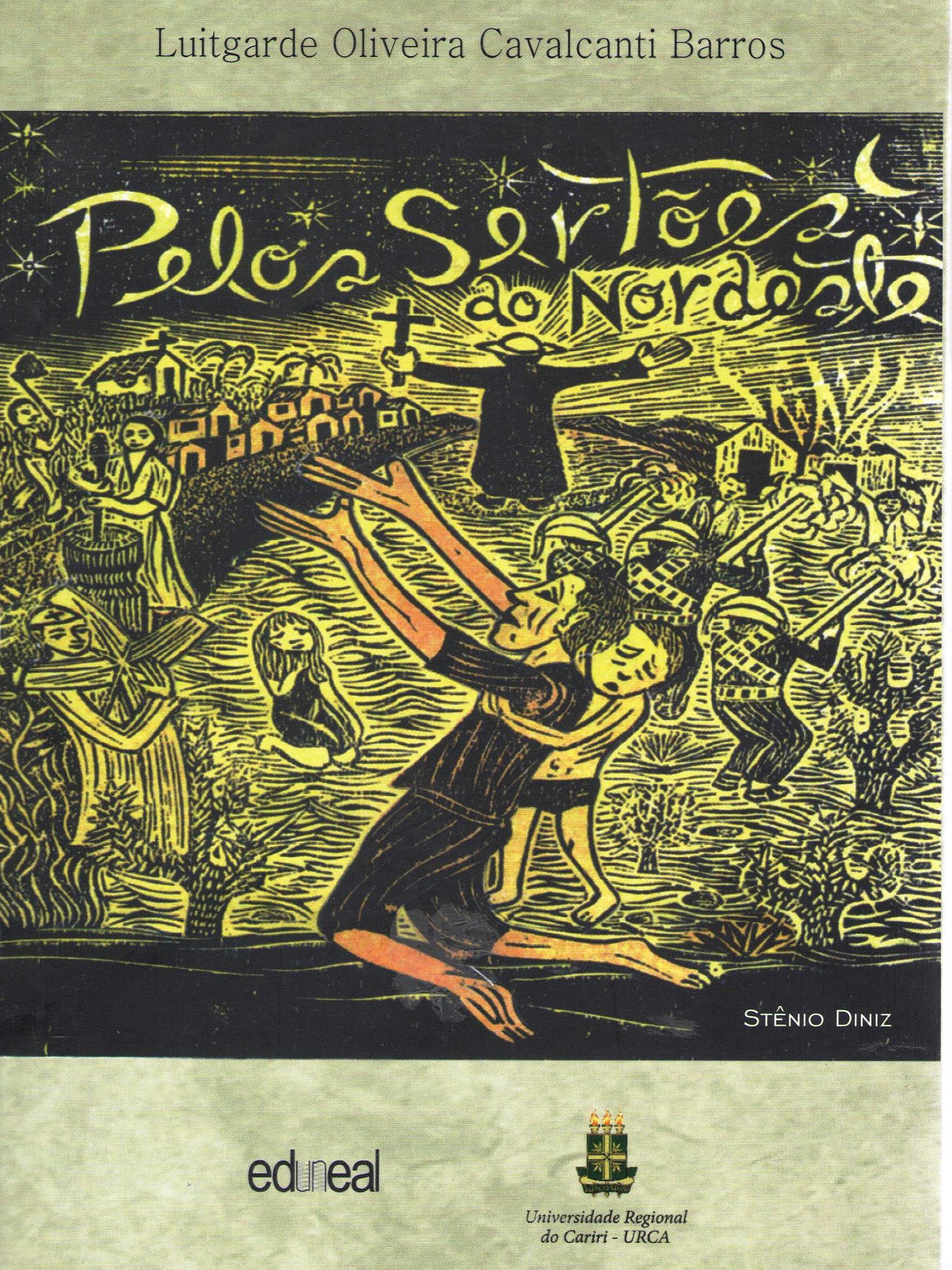 Pelos Sertões do Nordeste, livro de Luitgard Oliveira Cavalcanti Barros