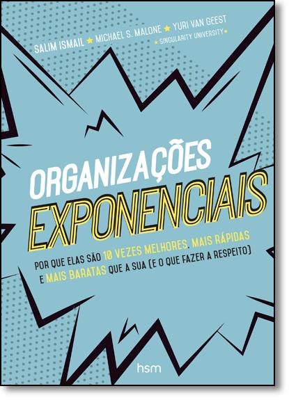 Organizações Exponenciais, livro de Salim Ismail