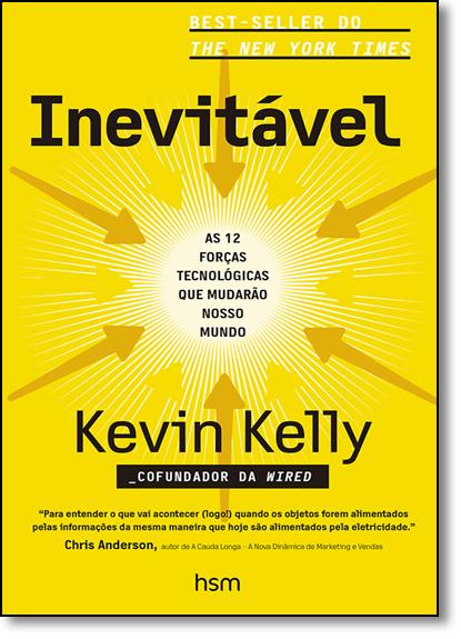 Inevitavel, livro de Kevin Kelly