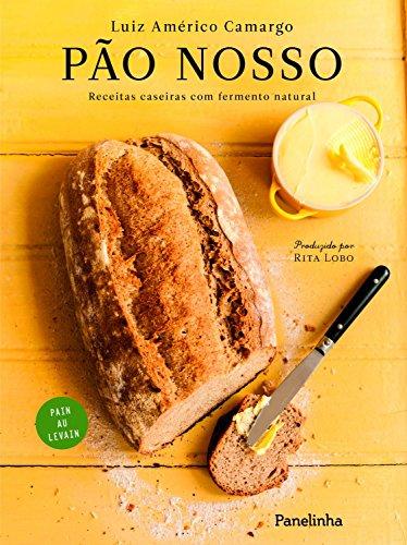 Pão Nosso, livro de Luiz Américo Camargo