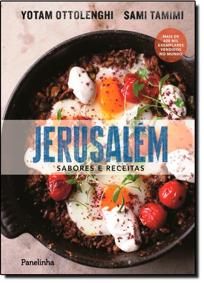 Jerusalém: Sabores e Receitas, livro de Yotam Ottolenghi
