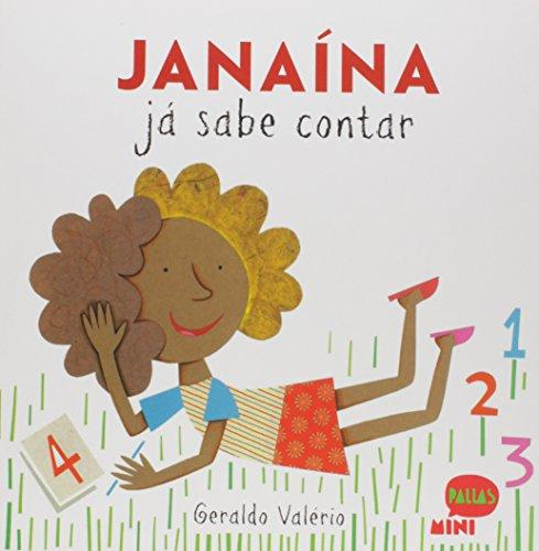 Janaína já sabe contar, livro de Geraldo Valério