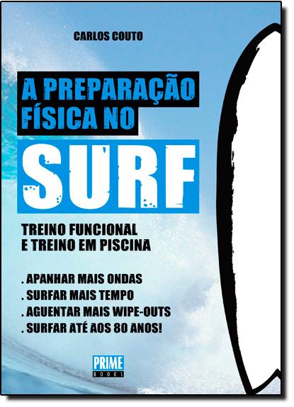 Preparação Física no Surf, A, livro de Carlos Couto