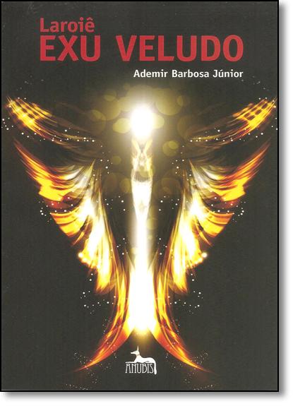 Laroie Exu Veludo, livro de Ademir Barbosa Junior
