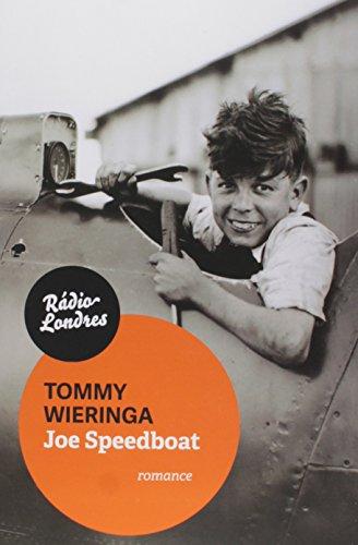 Joe Speedboat, livro de Tommy Wieringa