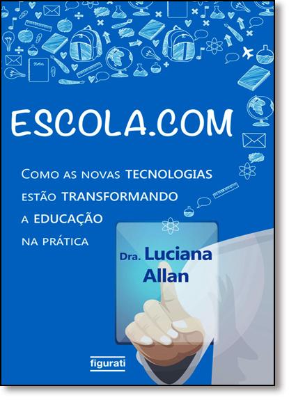 Escola.com, livro de Luciana Allan