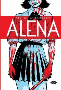 Alena, livro de Kim W. Andersson