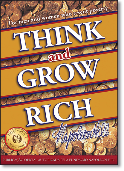 Think And Grow Rich, livro de Napoleon Hill