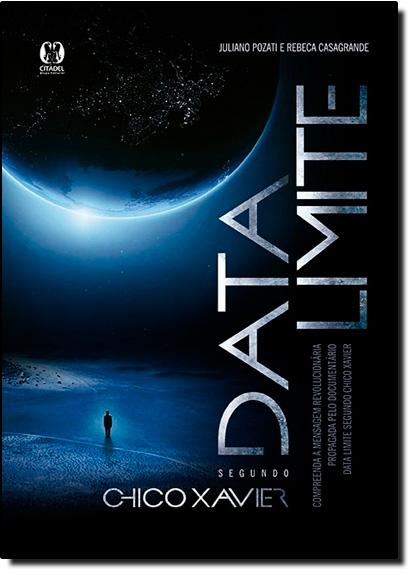 Data Limite Segundo Chico Xavier, livro de Juliano Pozati