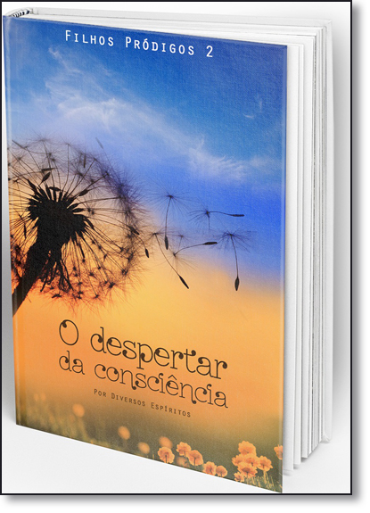 Despertar da Consciência, O - Vol.2 - Série Filhos Pródigos, livro de ESPIRITOS