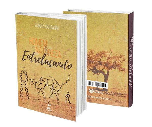 Homem e Natureza: Entrelaçando, livro de Ajibolá Isaú Badirú