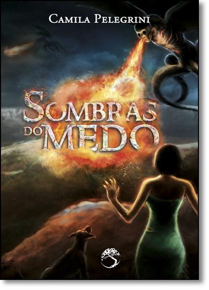 Sombras do Medo, livro de Camila Pelegrini