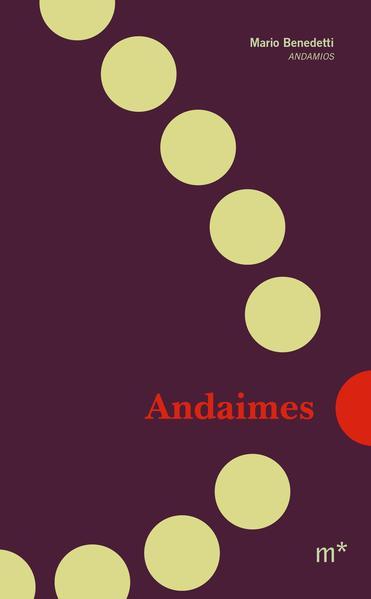 Andaimes, livro de Mario Benedetti