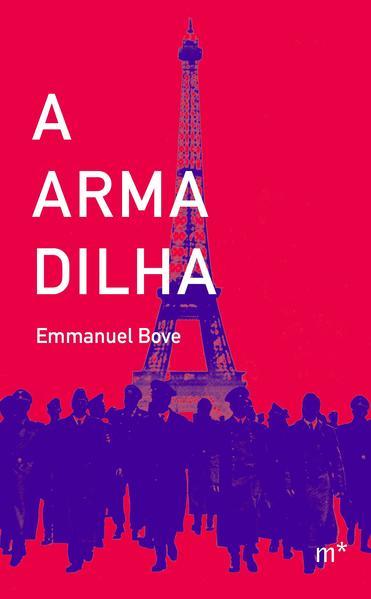 A armadilha, livro de Emmanuel Bove