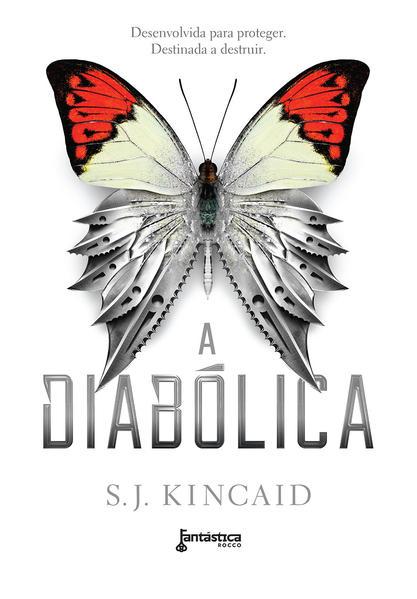 A Diabólica, livro de S.J. Kincaid