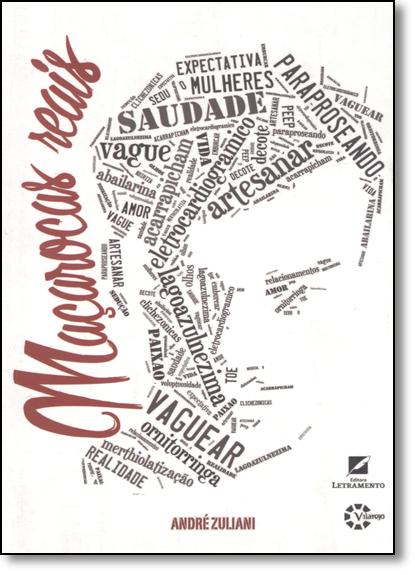 Maçarocas Reais, livro de André Zuliani