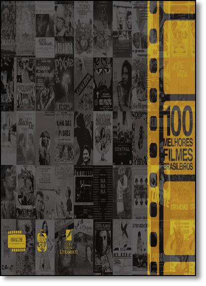 100 Melhores Filmes Brasileiros, livro de Paulo Henrique Silva