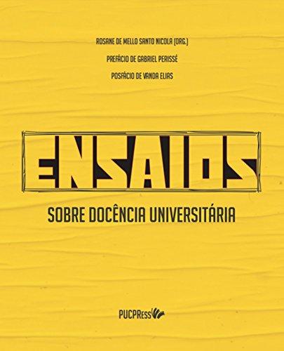 ENSAIOS  , livro de Rosane de Mello Nicola