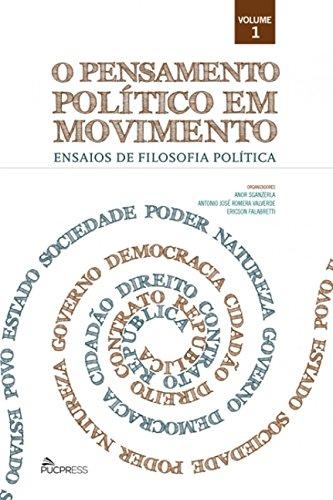 O Pensamento Político em Movimento, livro de Antonio José Romera Valverde
