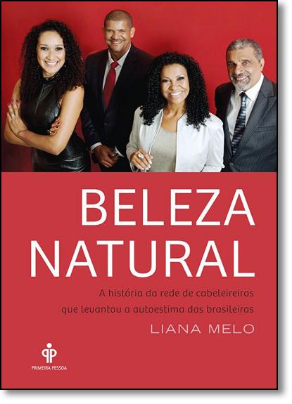 Beleza Natural, livro de Liana Melo