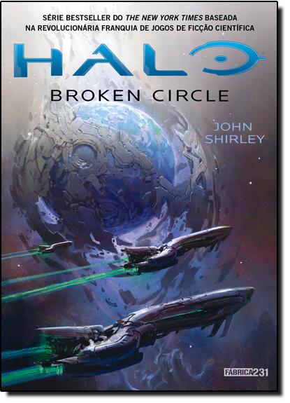 Halo: Broken Circle, livro de John Shirley