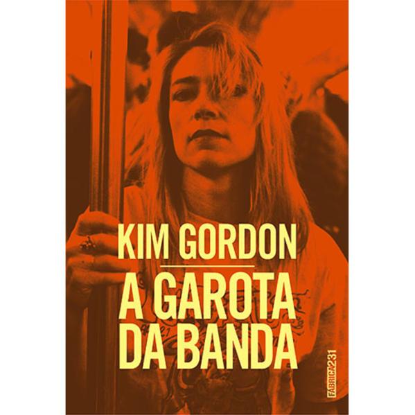 Garota da Banda, A, livro de Kim Gordon