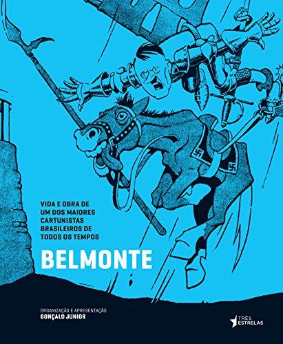 Belmonte, livro de Gonçalo Junior
