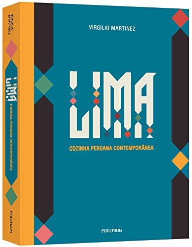 Lima, livro de Virgilio Martinez, Luciana Bianchi