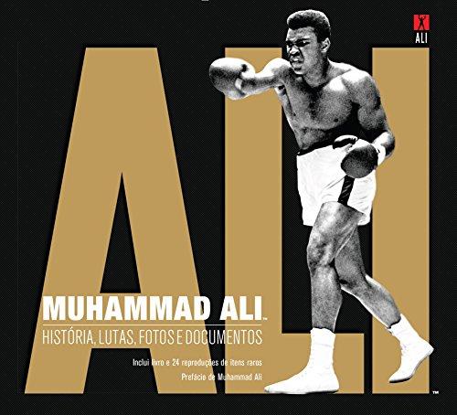 Muhammad Ali, livro de Gavin Newshman