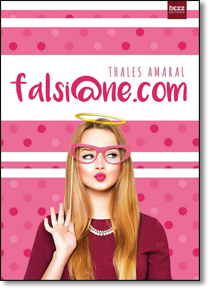 Falsi@ne.com, livro de Thales Amaral