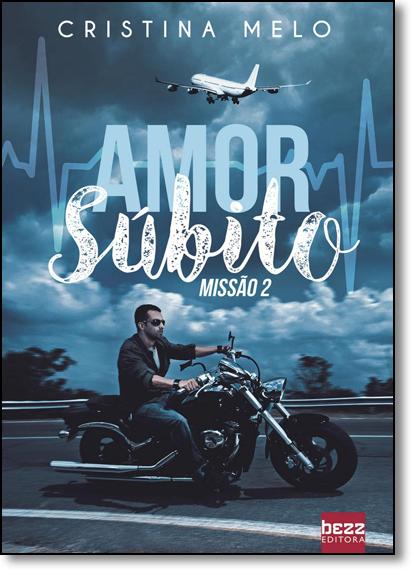 Amor Súbito, livro de Cristina Melo