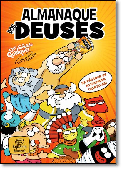 Almanaque dos Deuses, livro de Carlos Ruas