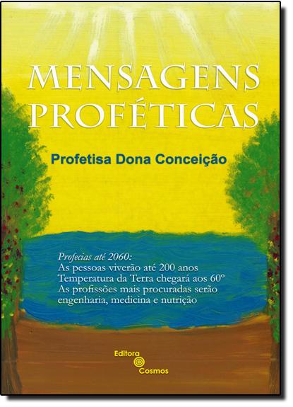 Mensagens Proféticas, livro de Maria Conceição Pereira Figueiredo