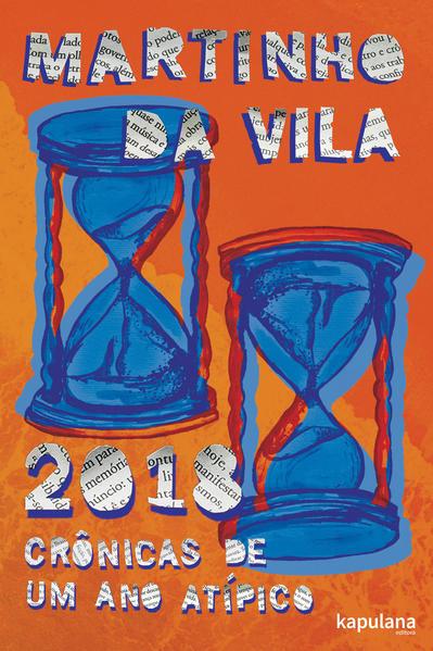 2018 - Crônicas de um ano atípico, livro de Martinho da Vila