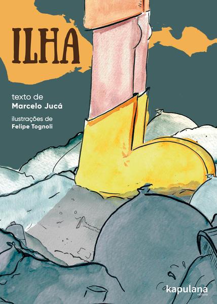 Ilha, livro de Marcelo Jucá