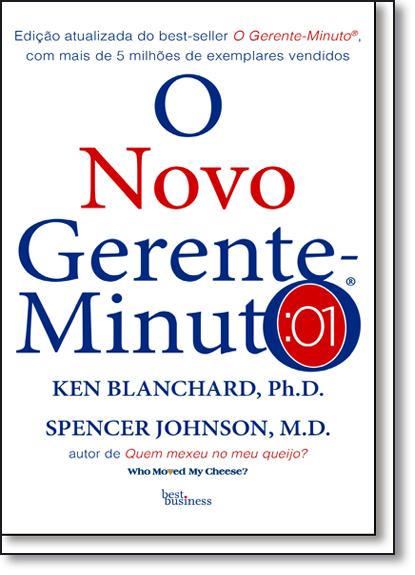 Novo Gerente-minuto, O, livro de Ken Blanchard