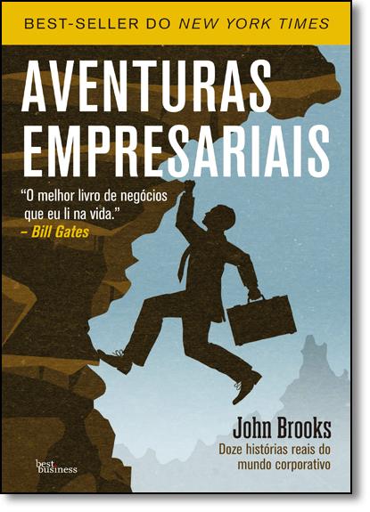 Aventuras Empresariais, livro de John Brooks