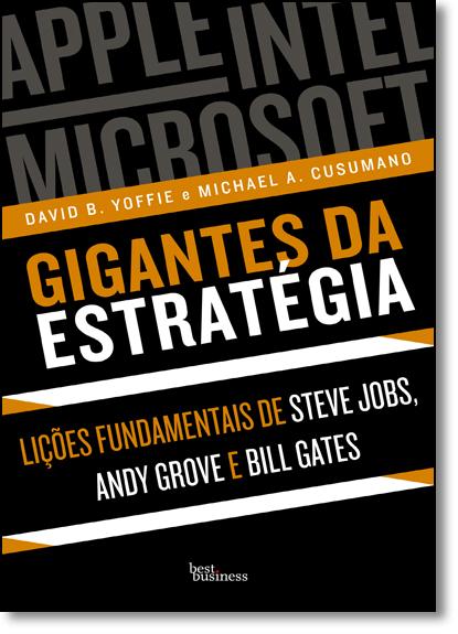 Gigantes da Estratégia, livro de David B. Yoffie