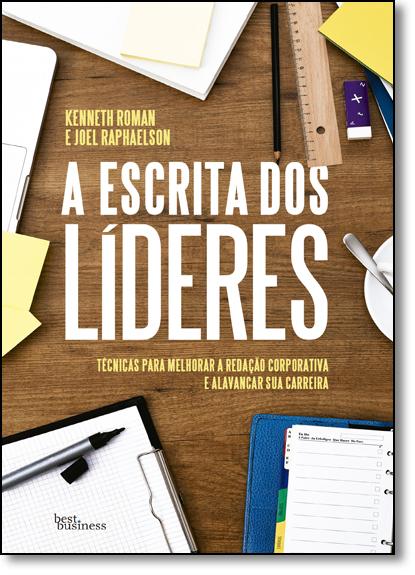Escrita dos Líderes, A, livro de Kenneth Roman